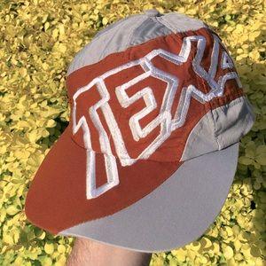 Vintage 80s 90s Texas Longhorns NCAA strapback cap